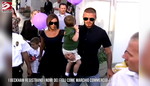I Beckham registrano i nomi dei figli come marchio commerciale