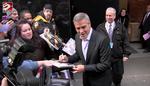 George Clooney a letto 'è da 9'