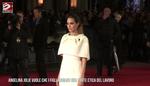 Angelina Jolie vuole che i figli abbiano una forte etica del lavoro