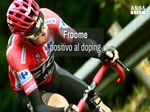 Froome positivo al doping