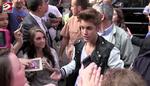Justin Bieber è stato il testimone dello sposo alle nozze padre
